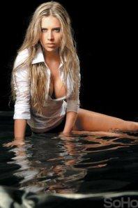 Ana Sofia Henao, modelo colombiana