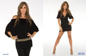 Fotos de la Modelo y Presentadora Claudia Bahamón